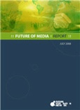 Future of Media Report 2008